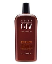 American crew daily shampoo - męski szampon do codziennego stosowania 1000 ml