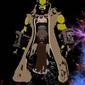 Blizzardverse stencils - thrall, the world shaman, warcraft - plakat wymiar do wyboru: 29,7x42 cm
