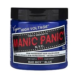 Farba manic panic- high voltage hair bad boy blue