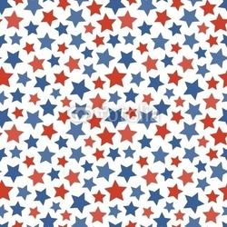 Obraz na płótnie canvas dwuczęściowy dyptyk bezszwowe tło z gwiazdami.