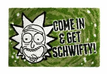 Rick and Morty Get Schwifty - wycieraczka