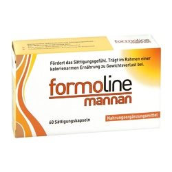 Formoline mannan kapsułki na odchudzanie