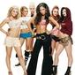 The pussycat dolls group - plakat