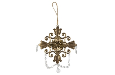 Be pure metalowa dekoracja wisząca rozmiar xl 800877-b