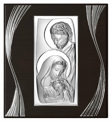 Obrazek BC6547F2X Święta Rodzina 20,7 x 22,8 cm.