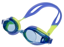 Okulary do pływania vivo junior b-0113 niebieskie