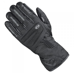 Rękawice skórzano-tekstylne held everdry black