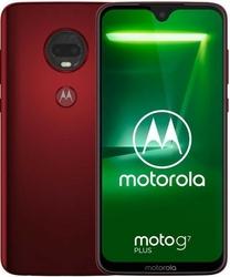Motorola Smartfon Moto G7 Plus Dual Sim 464GB czerwony