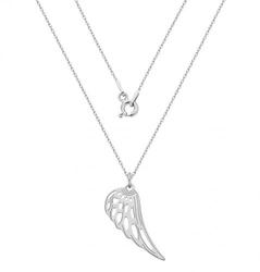 Naszyjnik ze skrzydłem anioła 1131