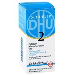 Biochemie dhu 2 fosforan wapnia d12 tabletki
