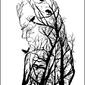 Kobieta - plakat wymiar do wyboru: 40x60 cm