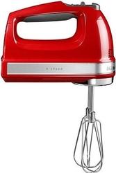 Mikser ręczny kitchenaid czerwony