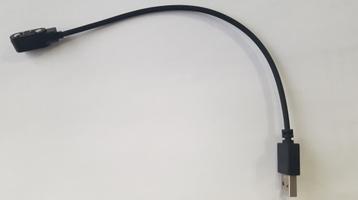 Kabel do ładowania opaski sportowej fit connect 200 hr