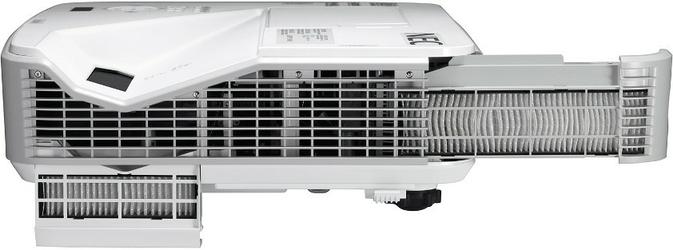 Projektor nec u321h ultra-short-throw + uchwyt - szybka dostawa lub możliwość odbioru w 39 miastach