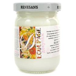 Klej do świec Renesans 110 ml - decoupage