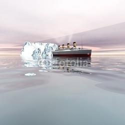 Fotoboard na płycie statek 2
