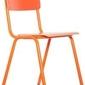 Zuiver :: krzesło back to school hpl pomarańczowe