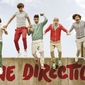 One direction jumping - plakat