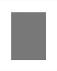 Passe-partout białe 15x21 cm
