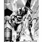 DC Comics Batman and Nightwing - Obraz na płótnie