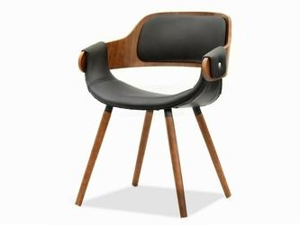 Krzesło trivo czarnyorzech vintage