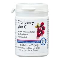 Cranberry plus c kapsułki