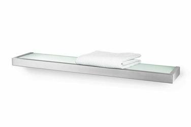 Półka łazienkowa Linea matowa 61 cm