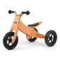 Milly mally look natural drewniany rowerek biegowy 2w1 + prezent 3d