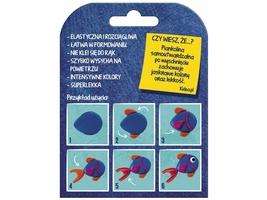 Piankolina samoutwardzalna zestaw 4 kolory