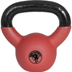 4 kg kettlebell gumowany hantel crossfit gorilla sports