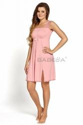 Babella Aurora Róż Peone koszula nocna