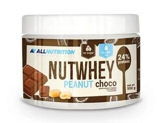 Allnutrition nutwhey peanut choco 500g