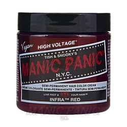 Farba manic panic- high voltage infra red