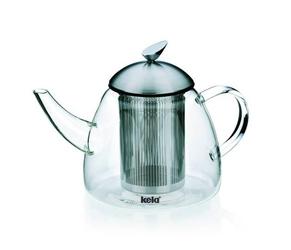 Dzbanek do herbaty z zaparzaczem 1,3 l Aurora Kela