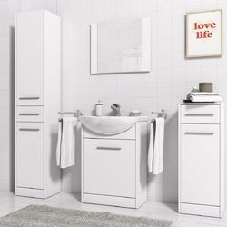 Zestaw mebli łazienkowych slim mini