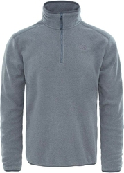 Bluza męska the north face 100 glacier 14 zip t92uarwcg