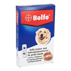 Bolfo flohschutzband f.grosse hunde