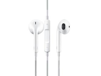 Słuchawki douszne earpods z pilotem i mikrofonem - zamiennik
