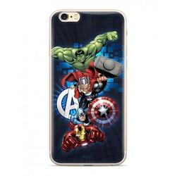 ERT Etui Marvel Avengers 001 iPhone X granatowy MPCAVEN045