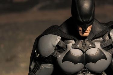 Batman przyszłości - plakat wymiar do wyboru: 84,1x59,4 cm