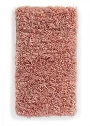 Dywaniki łazienkowe ze sztucznym futerkiem bonprix jasnoróżowy