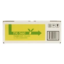 Toner Oryginalny Kyocera TK-560Y 1T02HNAEU0 Żółty - DARMOWA DOSTAWA w 24h