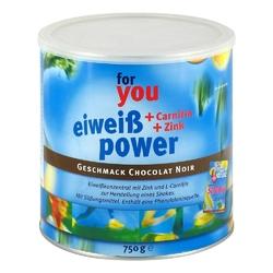For you eiweiss power schoko