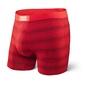 Bokserki męskie saxx ultra boxer fly - czerwony