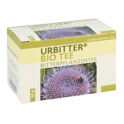 Urbitter bio herbata z gorzkich ziół