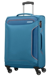 Walizka american tourister holiday heat spinner 79 cm - blue