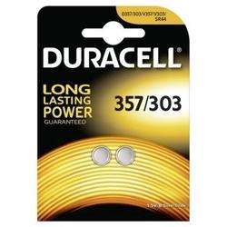 Baterie duracell 357303 sr-44ag13  - 1 szt