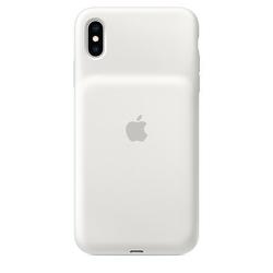 Apple Etui Smart Battery Case do iPhonea XS Max - białe