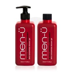 Men-u black pepper  bergamot shower gel - żel pod prysznic 500 ml uzupełnienie