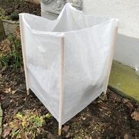 Parawan ochronny zimowy dla roślin – 1,04 x 3,6 m